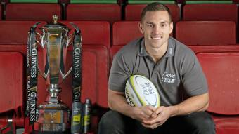 The Big Interview: George North talks Louis Rees-Zammit, the 2020 Championship and honeymoons