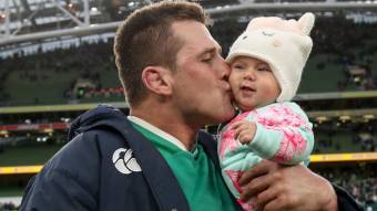 Ireland players picked as the Dove Men+Care #ChampionsofCare for Round Two