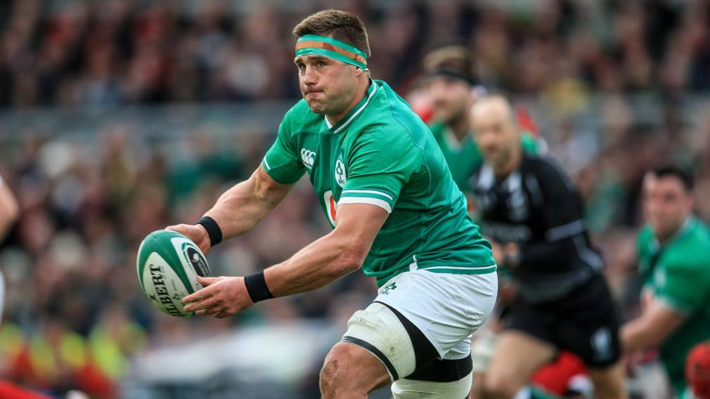 Stander named Guinness Six Nations Player of the Round