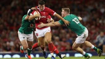 Watkin eyes Wales selection after try-scoring return for Ospreys