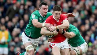 Ryan: Unbeaten Ireland raring to go ahead of Twickenham test