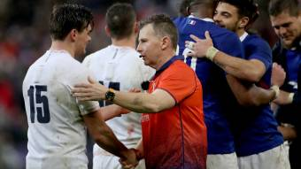 Furbank: First England caps have been a 'baptism of fire'