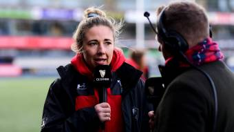 Guinness Pitchside Pundit Snowsill: You can never write Wales off