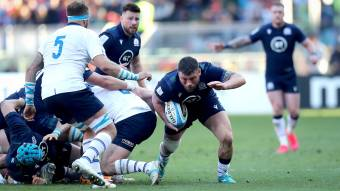 Sutherland glad to be back after four-year Scotland hiatus