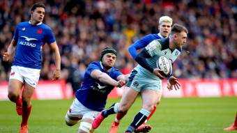 Hogg: Scotland wanted to 'inspire a nation'