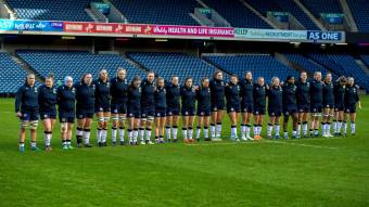 Scotland Women player released from hospital