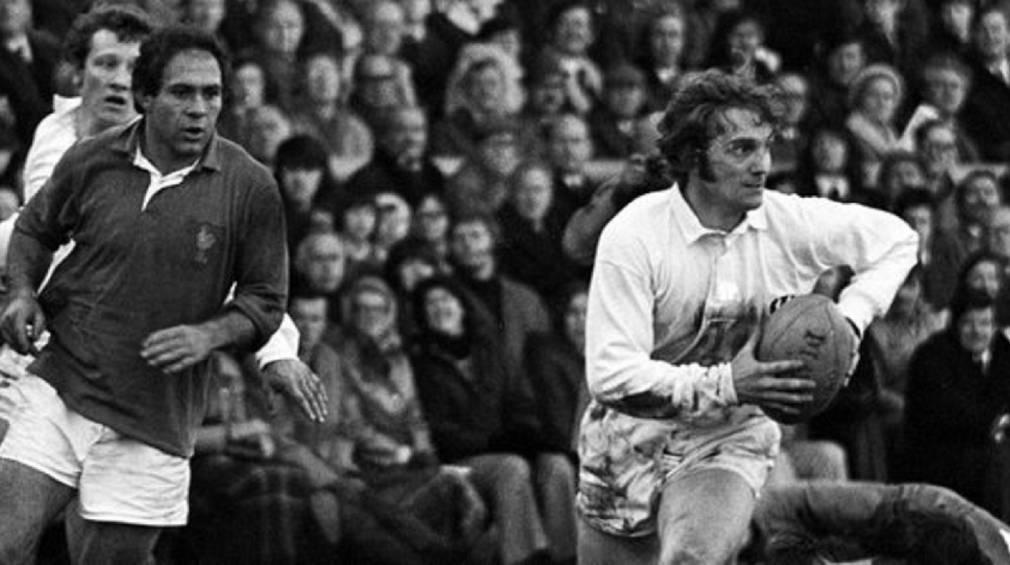Former Scotland coach Dougie Morgan dies aged 73