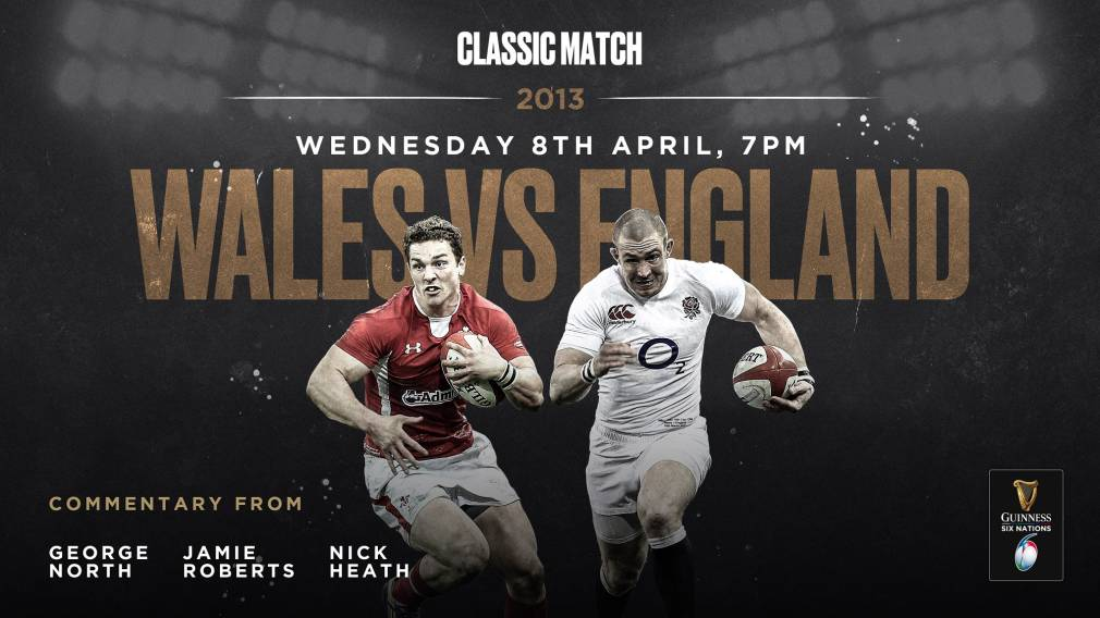 North and Roberts to commentate on Wales v England classic