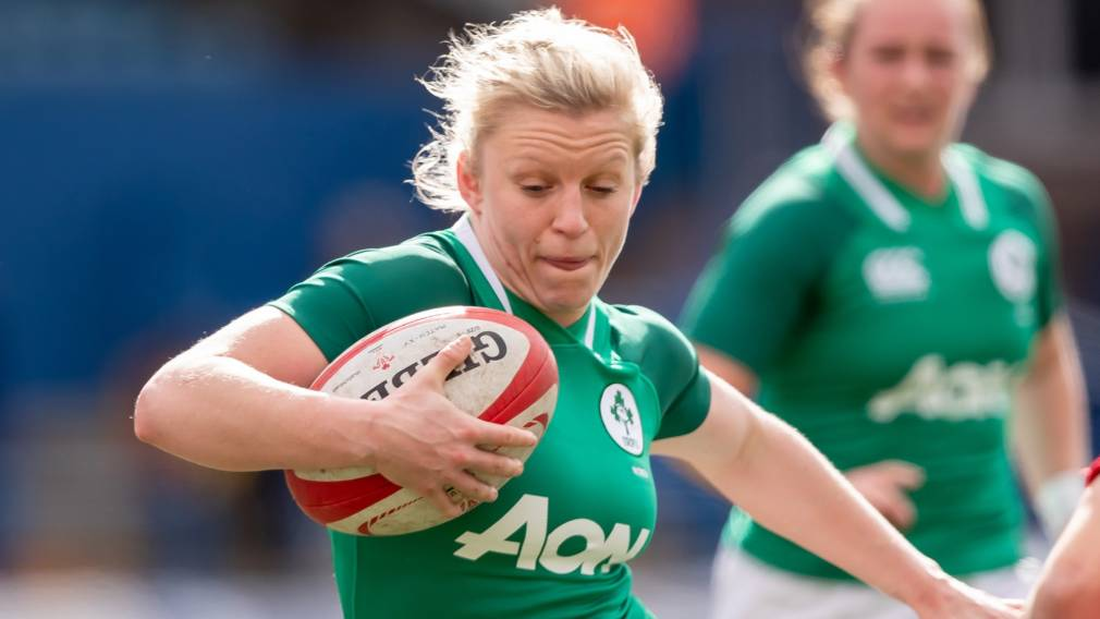 Ireland flanker Molloy opens up on NHS frontline efforts