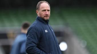 Catt relishing fresh perspective in Ireland coaching role