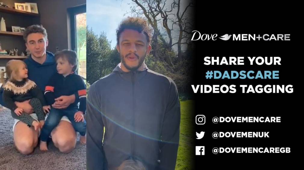 Show your creative ways of caring with Dove Men+Care