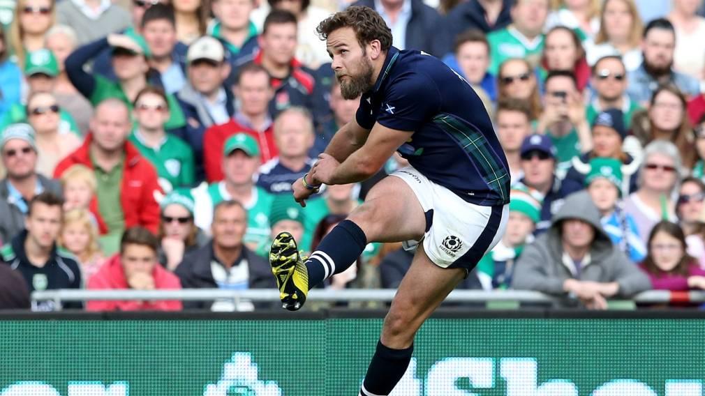 Scotland star Jackson announces retirement