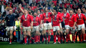 Where are they now? Wales' 2005 Grand Slam winners