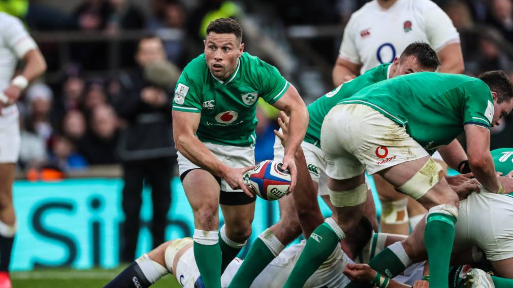 Cooney hails formative Guinness Six Nations moment