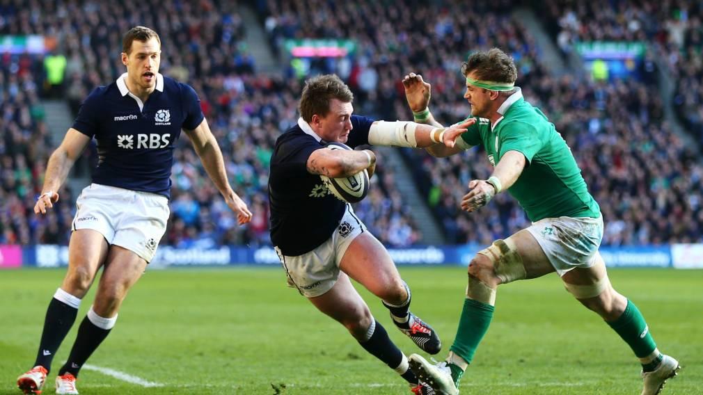Classic Guinness Six Nations Moment: Scotland 10-40 Ireland