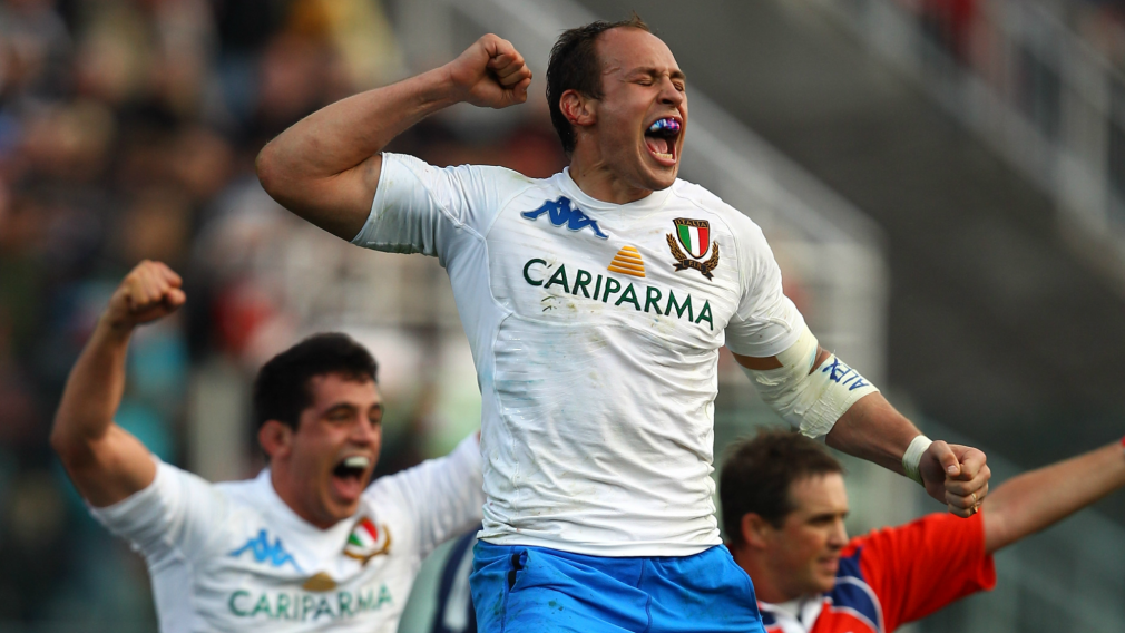 Greatest XV Profile: Sergio Parisse