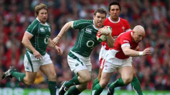 D'Arcy: Ireland 'spoilt' for centres and Farrell faces challenge ahead