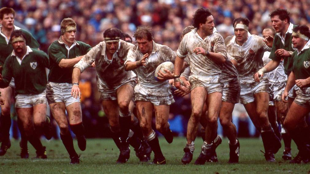Where are they now? England's 1991 Grand Slam winners