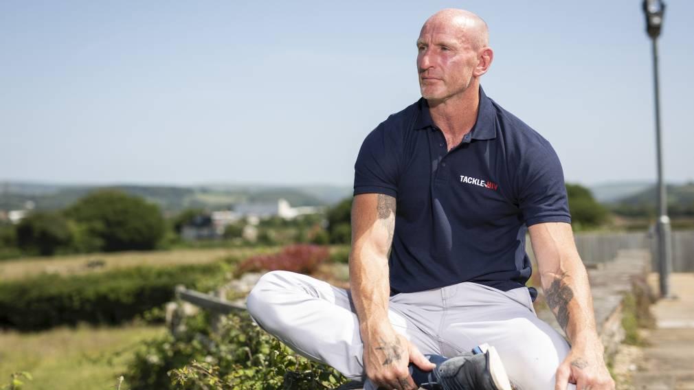 Wales legend Thomas tackling HIV stigma with progressive new initiative