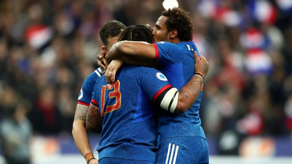 Moment d'anthologie dans le Tournoi des Six Nations : France 22-16 Angleterre