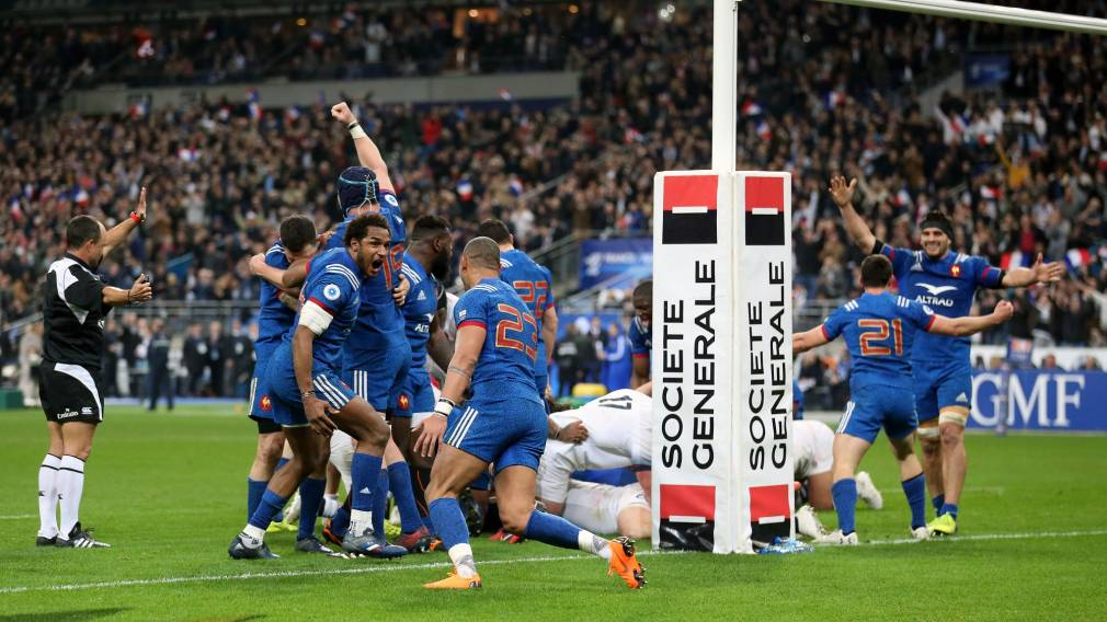 Classic Guinness Six Nations Moment: France 22-16 England