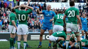 Classic Guinness Six Nations Moment: Italy 22-15 Ireland