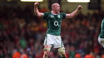 Ireland legend O'Connell announced as forwards coach