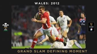 Grand Slam Defining Moment: Williams' match-winning try