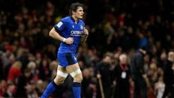 Azzurri hero Zanni bows out