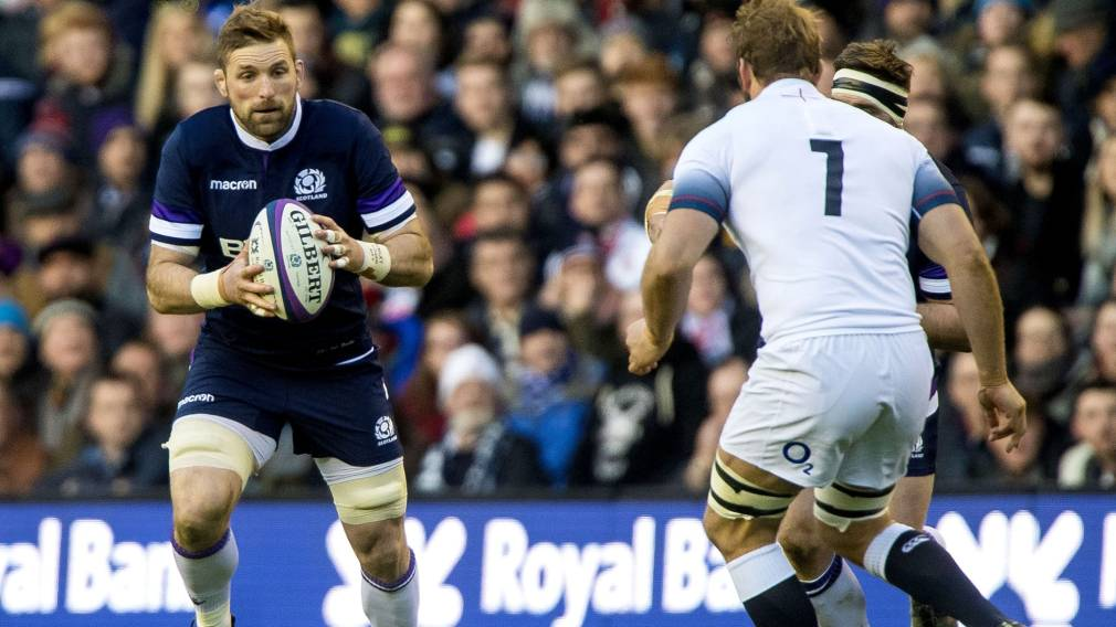 John Barclay: My Greatest XV