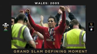 Grand Slam defining moment: Henson kick downs England in Cardiff
