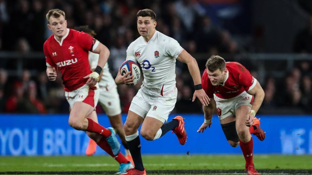 Youngs set for 100th cap while Hill makes England debut