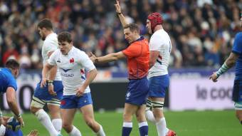 Referee announcements for rescheduled 2020 Guinness Six Nations ties
