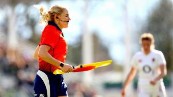 Officials named for remaining 2020 Women's Six Nations fixtures