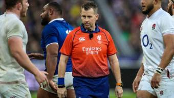 Rugby icon Owens set to make refereeing history