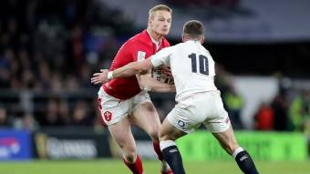 McNicholl set to miss Wales' autumn fixtures through injury
