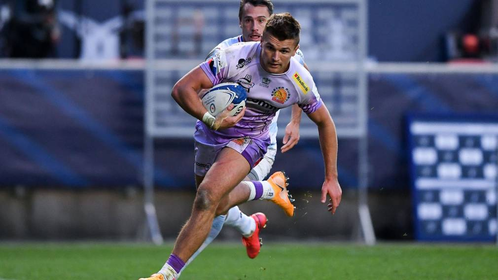 Exeter topple Racing 92 in thriller to clinch historic Champions Cup triumph