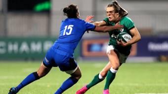 Three-try Ireland earn third straight home win