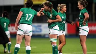 Gallery: Ireland Women 21-7 Italy Women