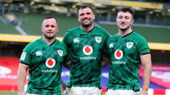 The best of social media as Ireland beat Italy in Round 4