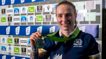 Scotland's Konkel named Women's Six Nations Player of the Match