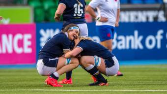 Women's Six Nations: The best of social media