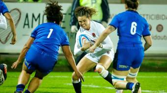 AS IT HAPPENED: Women's Six Nations: Italy v England