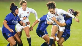Gallery: Italy Women 0-54 England Women