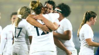 England's Ward named Women's Six Nations Player of the Match