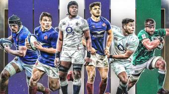 Alldritt, Dupont, Itoje, Ntamack, Stander e Youngs nominati per Guinness Six Nations Player of the Championship