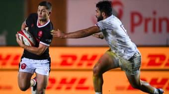 Wales return to winning ways against Georgia