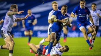 France avenge Guinness Six Nations defeat in Scotland