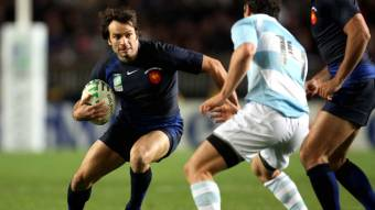 France Rugby pay tribute to former Les Bleus winger Dominici