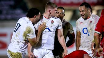 England beat Wales to reach Autumn Nations Cup showpiece